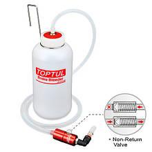 Бачок для заміни гальмівної рідини 800мл TOPTUL JECF0180
