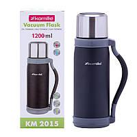 Термос Kamille 1200мл из нержавеющей стали KM-2015