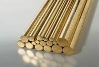Круг бронзовый 30 БрАЖ9-4, БрОЦС-555