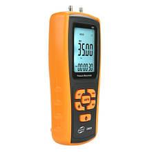 Цифровий Дифманометр USB, ±35 кПа BENETECH GM520
