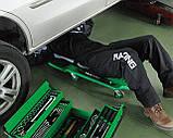 Лежак ремонтний пластиковий підкатний TOPTUL Pro-Series JCM-0401, фото 2