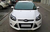 Штатные дневные ходовые огни (DRL) для Ford Focus 2011+ T2