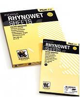 Водостойкие латексные листы rhynowet plus line 2500
