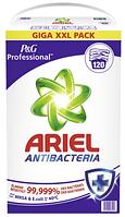 Стиральный порошок Ariel Antibacteria 120 стирок (9,1 кг)