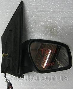 Зеркало боковое правое электрическое с подогревом Ford Fiesta МК 6 00-06