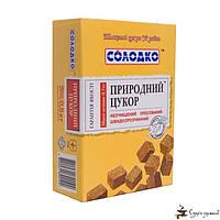 Природный пресованный сахар СОЛОДКО 500г