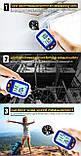 Анемометр крыльчатый Bluetooth 0,3-30 м/с, -10-45°C WINTACT WT82B, фото 3