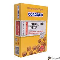 Природный пресованный сахар СОЛОДКО 1кг