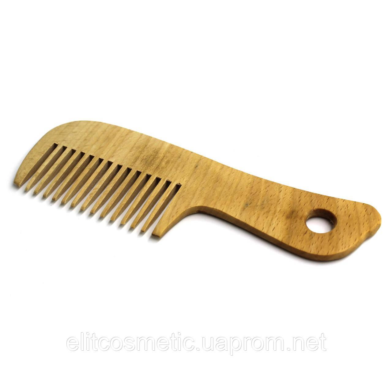 Гребень для волос  из дерева SPL 1553