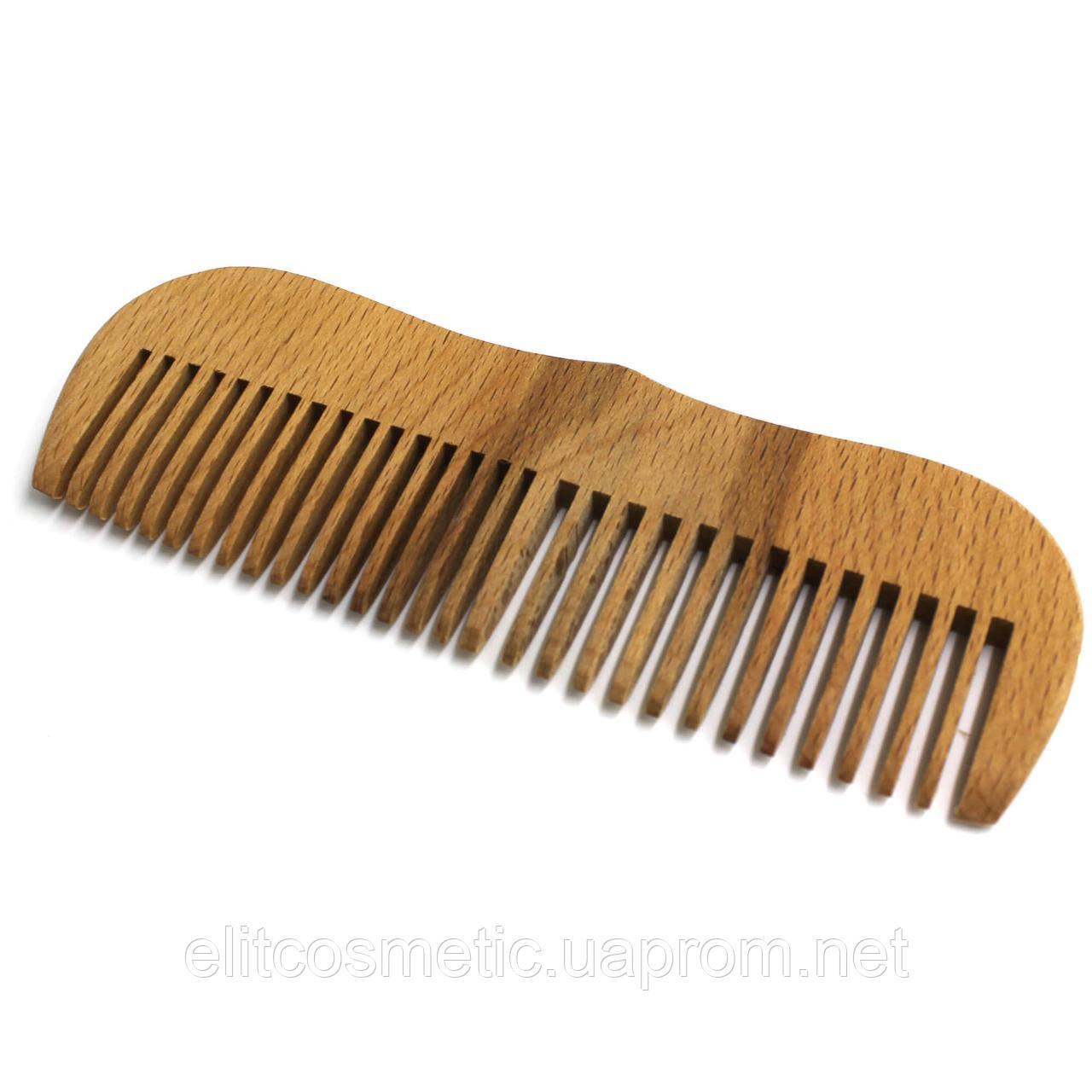Гребень для волос  из дерева SPL 1552