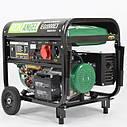Генератор бензиновый IRON ANGEL  EG 5500 E3, фото 3