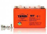 Аккумулятор 12V 9A 150х87х107 для GY6 100cc  гель