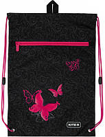 "Сумка для обуви Kite ""Butterfly tale"" с карманом K20-601M-13, 610506"