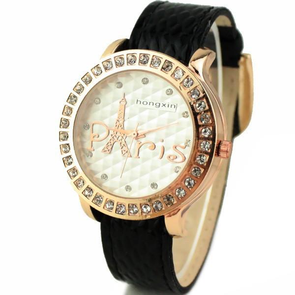 Часы женские Paris Castle black