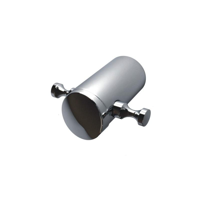 Крючкок подвійний для ванної Sonet ( хром )