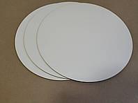 Подложка ХДВ ламинированная, диаметр 450 мм