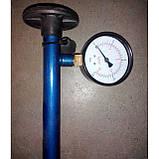 Компрессометр прижимной удлинённый бензиновый КОМПР16РУЧ, фото 3