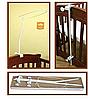 Держатель для балдахина (металлическая стойка ) опора для балдахина в манеж / кроватку - Фото