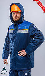 Куртка рабочая зимняя EVEREST ANTISTAT, спецодежда