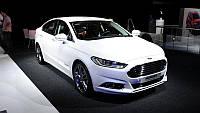 Штатные дневные ходовые огни (DRL) для Ford Mondeo 2013+