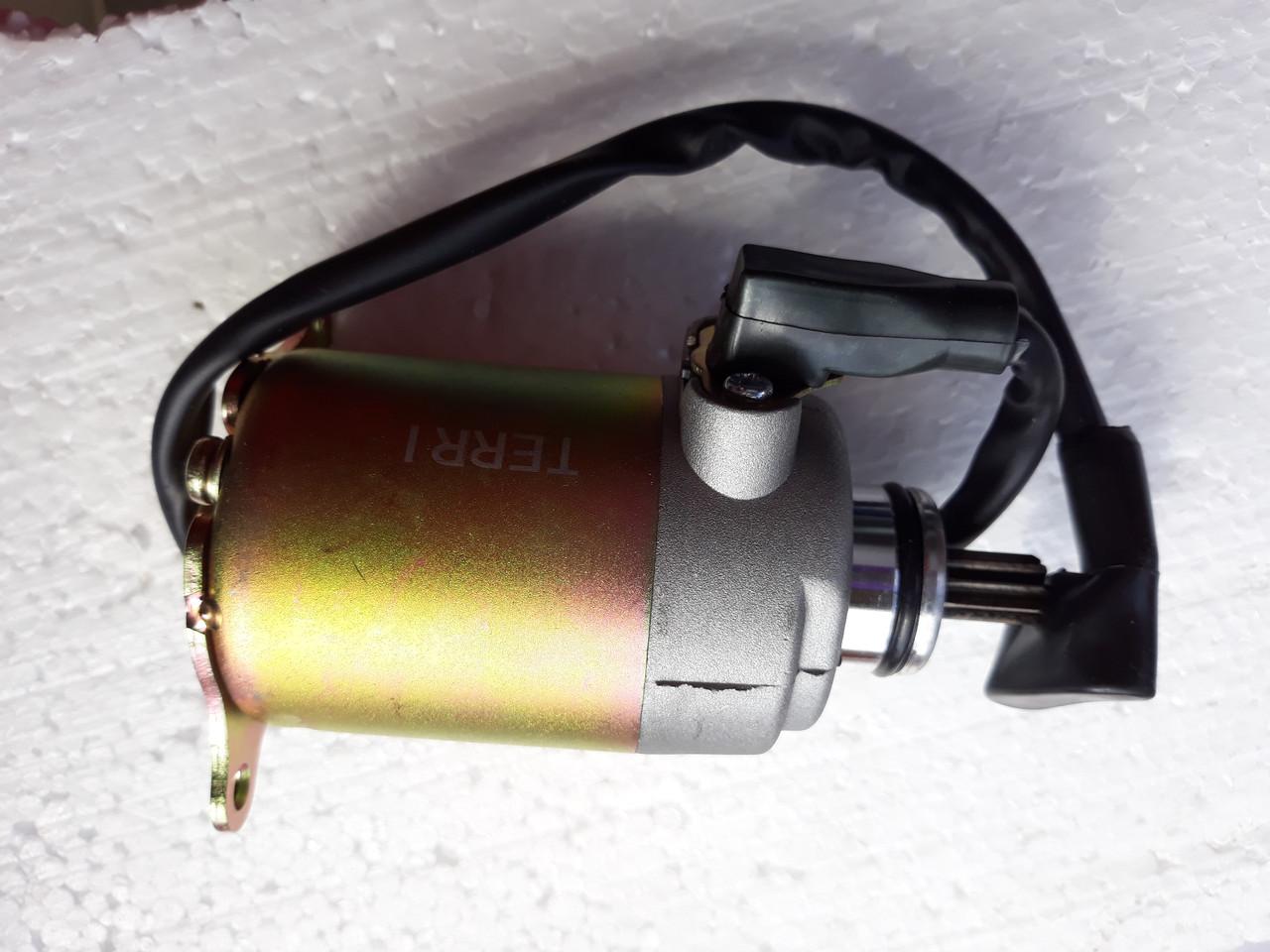 Стартер +провод для  GY6  150cc