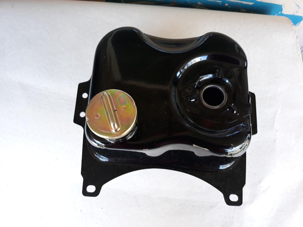 Бак топливный STORM черный  для  GY6  80cc