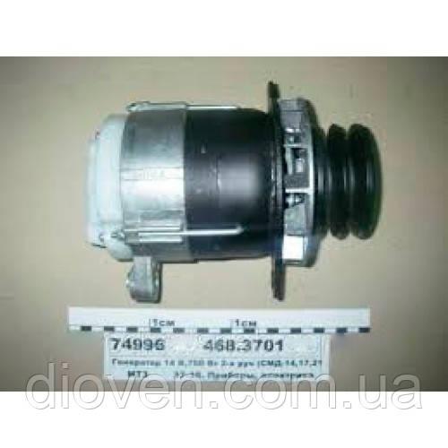 Генератор 28В 36А 1,0 кВт комб. ДОН 1500 дв.ЯМЗ 238К (пр-во Радиоволна) (Арт. Г997.3701-1)