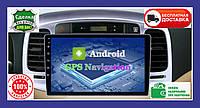 "Автомагнитола штатная Hyundai Accent 2006-2009 (9"") Android 10.1 (4/32)"
