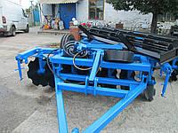 Дискова борона прицепная АГП - 2,4 -20