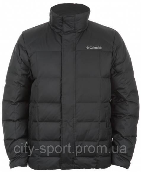 ef7f2609f0d12 Куртка пуховая мужская Columbia Cawston Crest Down WM5021-010 ...