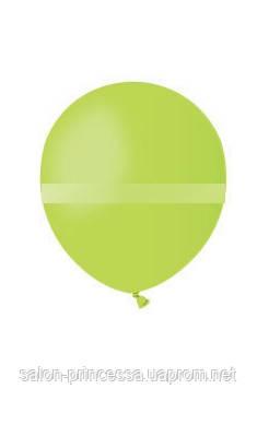 """Свадебные шарики """"Одноцвет"""" (матовые) - 13 см (салатовые) - Свадебный салон """"Принцесса"""" Чернигов в Чернигове"""
