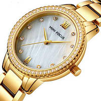Mini Focus MF0226L Gold-White Diamonds, фото 1