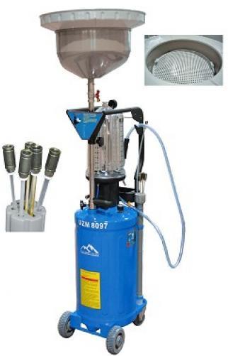 Установка для слива и вакуумного отбора отработанного масла Trommelberg UZM 8097