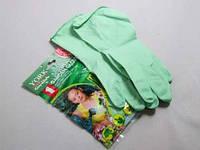 Перчатки резиновые для сада S York