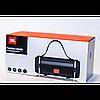 Bluetooth портативная колонка Charge mini 2+ (J016) с силиконовой ручкой чёрная, фото 3
