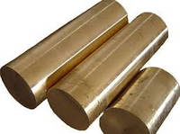 Круг бронзовый 100 БрАЖ9-4, БрОЦС-555