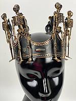 Корона Король скелетов