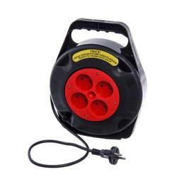 Удлинитель-переноска гаражная бобина 15м ПЕР15Б