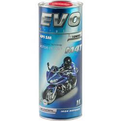 Масло напівсинтетичне 4 х тактное EVO MOTO M4T 10W-40 1L