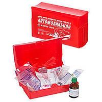 Аптечка автомобільна Мастеравто АМА-1 (охолоджуючий контейнер) (234 АМА-1 Майстер). Аптечка для авто машини