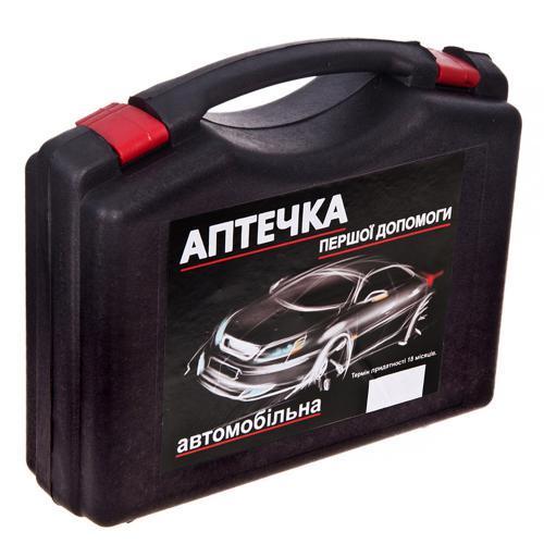 Аптечка автомобильная футляр (охлаждающий контейнер) NEW (426 AP-NEW)