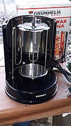Электрошашлычница Grunhelm GSE20 6 шампуров + вертел