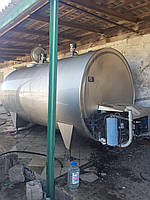 Охладитель молока Westfalia 7000 л бу полный комплект
