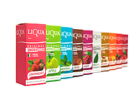 Жидкость для заправки электронных сигарет LIQUA 10 ml в ассортименте