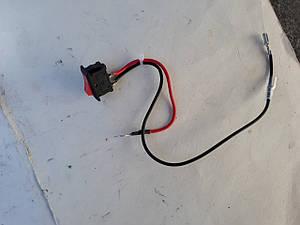 Выключатель в сборе до бензопилы Grunhelm GS4000,4500