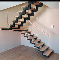 """Лестница """"Loft"""" лестницы в квартиру, лестницы для дома"""