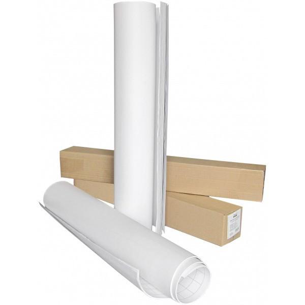 Блок бумаги для флипчартов AXENT 8061 (640х900), 20 листов (клетка)