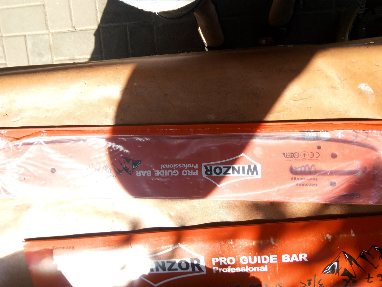 "Шина Winzor 16""(40 см) 325 ,67зв. к бензопиле STIHL 260,270,280"