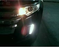 Штатные дневные ходовые огни (DRL) для Ford Edge T3