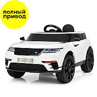 Електромобіль Kidsauto Range Rover Velar 4х4 (повний привід) white
